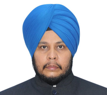 MR. VIRENDRAPAL SINGH MONGIA